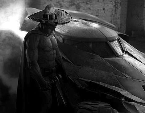 Why So Sad Batman? Batfleck Reveal Parodied
