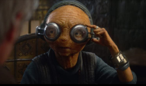 <p>This quirky character who appeared in <em>The Force Awakens </em>and <em>Rise of the Skywalker </em>is super fun, thousand-year-old pirate and smuggler who runs a tavern. </p>