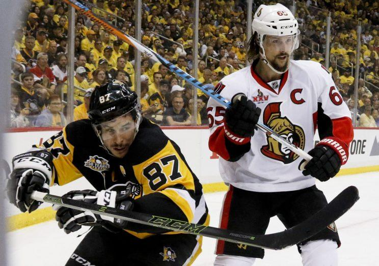 Pittsburgh Penguins even Eastern Conference final with victory in Game 4