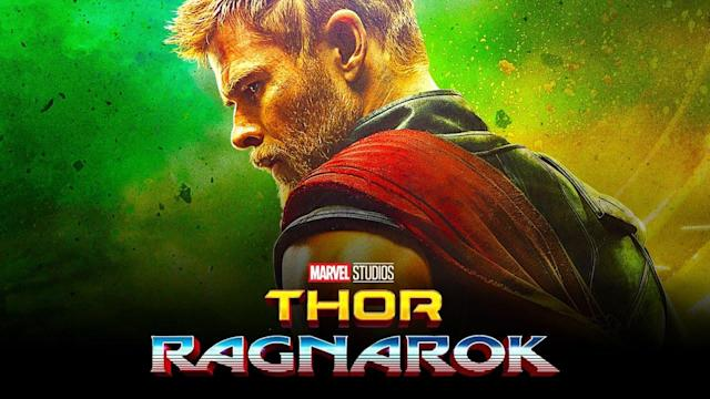 The posters and trailers for Thor: Ragnarok promised something different — a movie that's more psychedelic than your typical Marvel film, and one takes itself a lot less seriously.