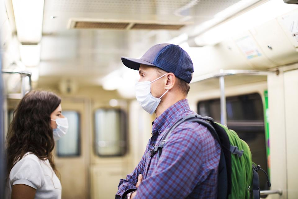 More often than not, ourfears about talking to strangers are for naught.  (Photo: yulkapopkova via Getty Images)