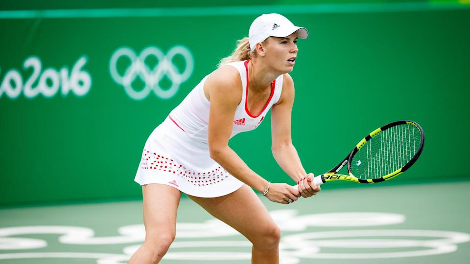 """<p><span>During her run of dominance that spanned the 2010s, Caroline Wozniacki played in epic battles against the era's greats like Simona Halep, Kim Clijsters and the Williams sisters. She went pro in 2005 at the age of 15. Wozniacki was also consummately marketable, with Forbes naming her among the 10 highest-paid female athletes as early as 2011 and consistently after that throughout the decade. She retired at the beginning of 2020.</span></p> <p><a href=""""https://www.gobankingrates.com/net-worth/sports/what-is-caroline-wozniacki-net-worth/?utm_campaign=1130237&utm_source=yahoo.com&utm_content=19&utm_medium=rss"""" rel=""""nofollow noopener"""" target=""""_blank"""" data-ylk=""""slk:Take a closer look at her net worth."""" class=""""link rapid-noclick-resp"""">Take a closer look at her net worth.</a></p> <p><em><strong>Find Out: </strong></em><em><strong><a href=""""https://www.gobankingrates.com/money/business/richest-nfl-teams/?utm_campaign=1130237&utm_source=yahoo.com&utm_content=20&utm_medium=rss"""" rel=""""nofollow noopener"""" target=""""_blank"""" data-ylk=""""slk:Here's How Rich Every NFL Team Is"""" class=""""link rapid-noclick-resp"""">Here's How Rich Every NFL Team Is</a></strong></em></p> <p><small>Image Credits: Petr Toman / Shutterstock.com</small></p>"""