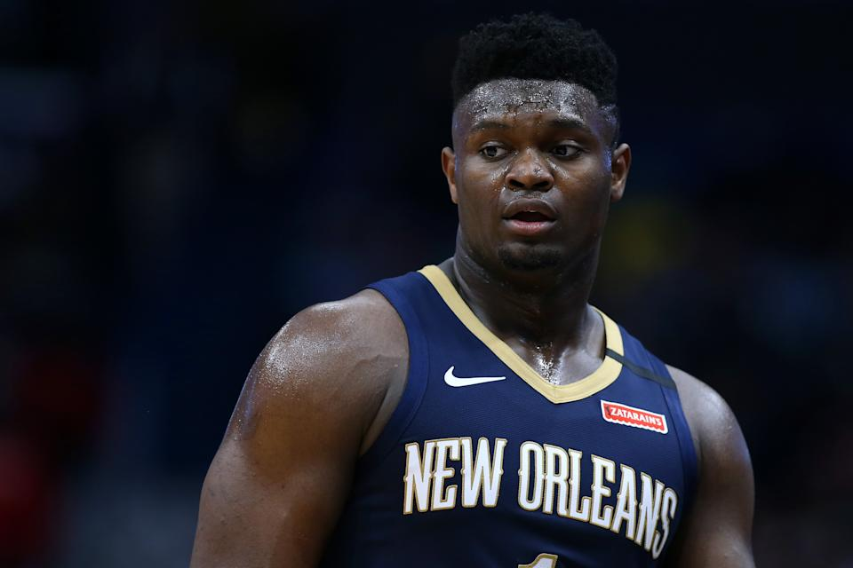 New filings in the lawsuit against Zion Williamson point to cars and housing for his parents while he was at Duke. (Photo by Jonathan Bachman/Getty Images)