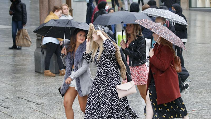 UK's wettest day recorded in wake of Storm Alex, Met Office reveals