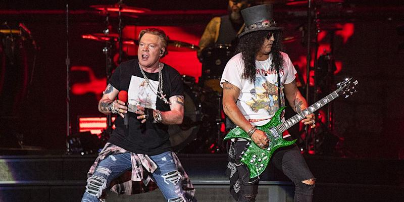 "Guns N' Roses' ""Not in This Lifetime Tour"" wraps up with $584 million in ticket sales"
