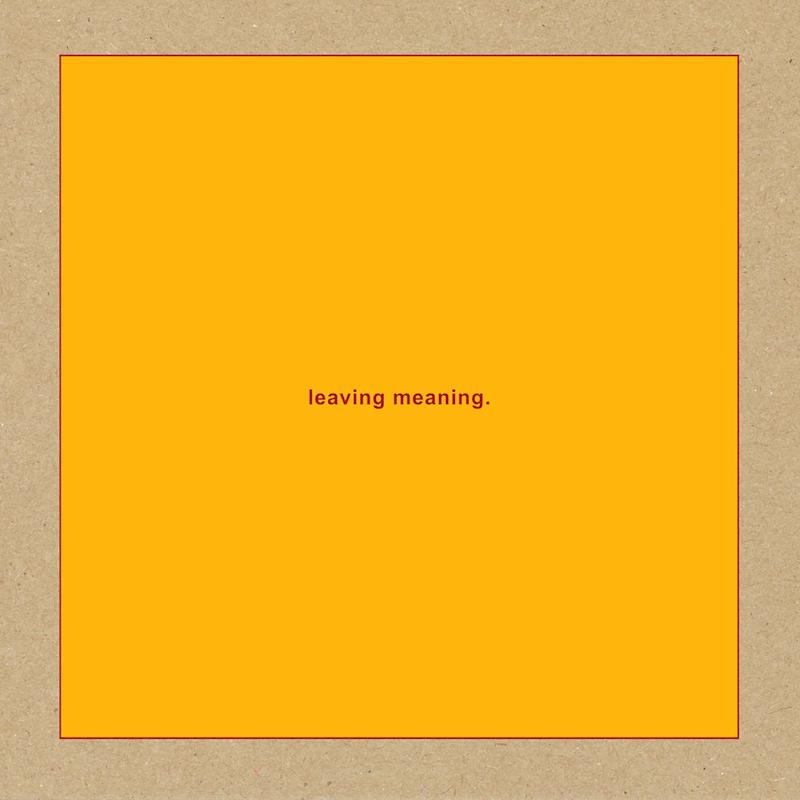 Swans Leaving meaning Artwork cover album