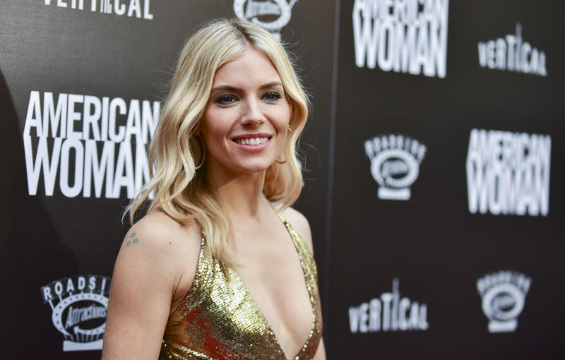 Sienna Miller, pictured earlier this month, talks surviving Hollywood. (Photo: Rodin Eckenroth/WireImage,)