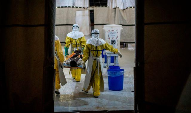 Democratic Republic of Congo: More than 50 women allege abuse by Ebola aid workers