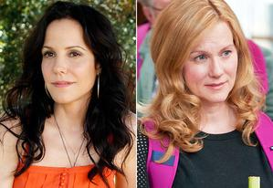 Mary-Louise Parker, Laura Linney | Photo Credits: Michael Desmond/SHOWTIME, David M. Russell/SHOWTIME