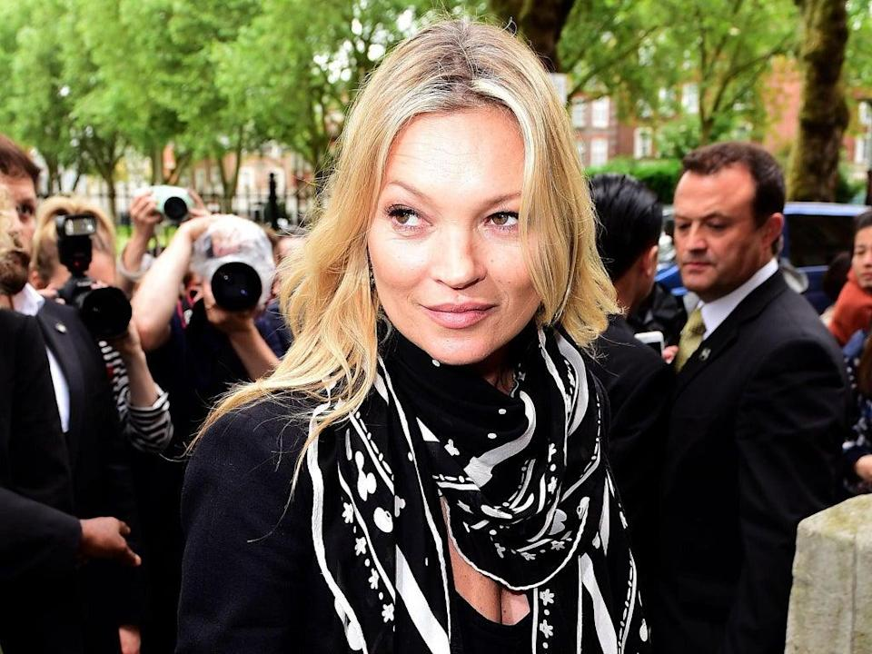 In the Nineties, Kate Moss said 'nothing tastes as good as skinny feels,' and the Noughties were spent trying to find out (PA)