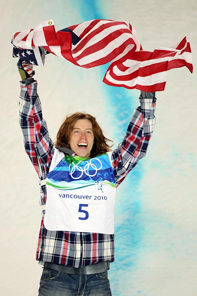 <p>No one's Olympic comeback is covered more than Shaun White's. White won two gold medals in 2006 and 2010 before shocking the world and placing fourth in the half pipe in 2014. He crashed during a training session and needed 62 stitches to his face, but still qualified for the 2018 games. </p>