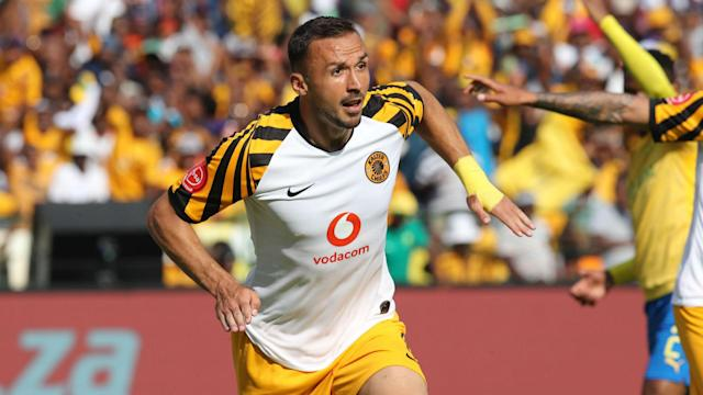 The Amakhosi top scorer has explained why he enjoys his football at the iconic Fifa World Cup hosting venue