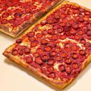 <p>We've been dreaming of this <span>Prince St. Pizza Spicy Spring</span> ($125 for two). It's the perfect pepperoni pizza.</p>