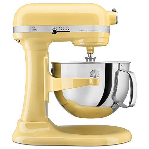 "<p><strong>KitchenAid</strong></p><p>amazon.com</p><p><strong>$329.95</strong></p><p><a href=""https://www.amazon.com/dp/B008AYSCV2?tag=syn-yahoo-20&ascsubtag=%5Bartid%7C2141.g.29538671%5Bsrc%7Cyahoo-us"" target=""_blank"">Shop Now</a></p><p>This is definitely a pricey present. But if your mom has been baking cookies without one all these years, it's time to rectify that situation. As you're probably aware, this iconic kitchen machine comes in a range of colors but we're partial to the ""Majestic Yellow.""</p>"