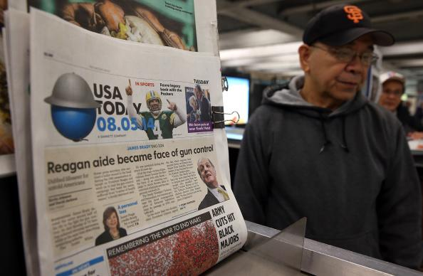 New Poll Finds 92% of Americans Are Worried Mergers Will Lead to Biased News