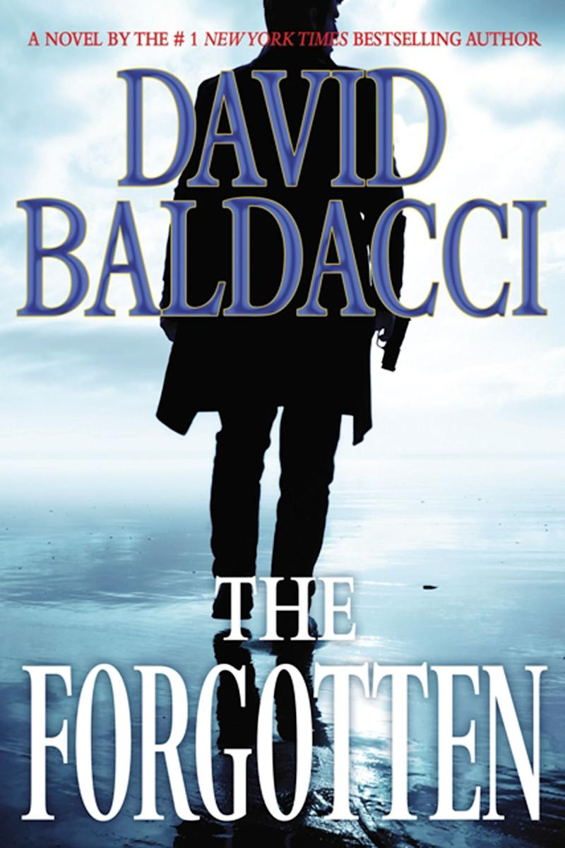 """This book cover image released by Grand Central Publishing shows """"The Forgotten,"""" by David Baldacci. (AP Photo/Grand Central Publishing)"""