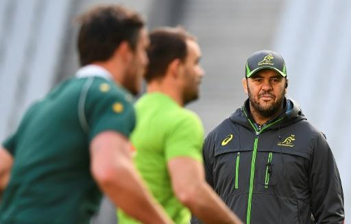 Australia's Cheika says Ireland toughest challenge on rugby tour