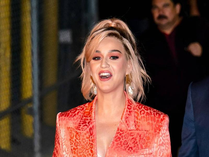 Katy Perry frustrated by female singers being pitted against one another