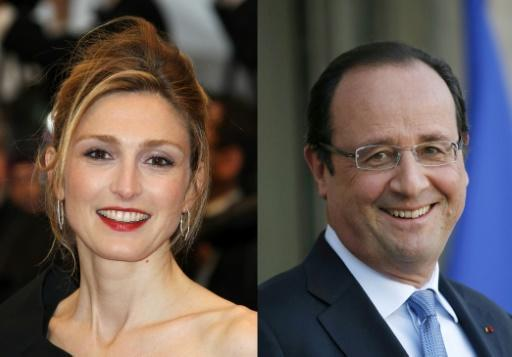 Hollande's presidency marked by terrorism, love scandal