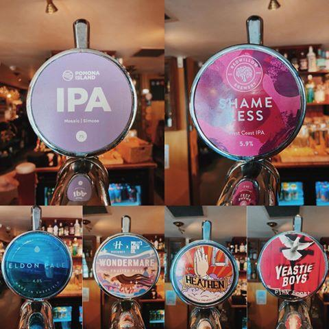 """<p>The best place to sample a proper northern pint is the Broadfield pub on Abbeydale Road. It serves local ales and updates its pies each day on the menu. You've earned it.</p><p><a href=""""https://www.instagram.com/p/CDCQvd8HqB9/"""" rel=""""nofollow noopener"""" target=""""_blank"""" data-ylk=""""slk:See the original post on Instagram"""" class=""""link rapid-noclick-resp"""">See the original post on Instagram</a></p>"""
