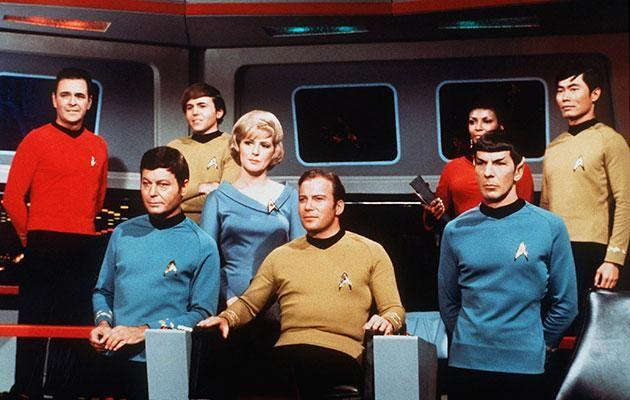 George is best known for his role in Star Trek. Source: Getty