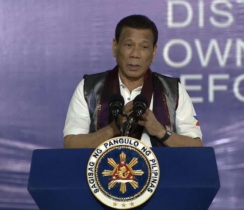 Duterte agrees: PH should be called 'Republic of Maharlika'