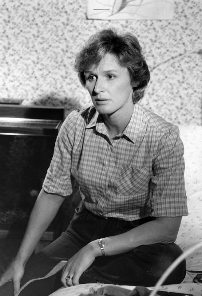 <p>Glenn Close has been acting since the 1980s, but she didn't have a rough start like many other stars have had; in fact, she became successful almost immediately. She started off on television in 1975, then her first film role in <em>The World According to Garp</em> landed her an Oscar nomination. A year later, her role in <em>The Big Chill</em> (which was written specifically for her) got her a Tony, an Emmy, and an Oscar nomination all in the same year, making her only the third actor to claim that achievement.<br></p>