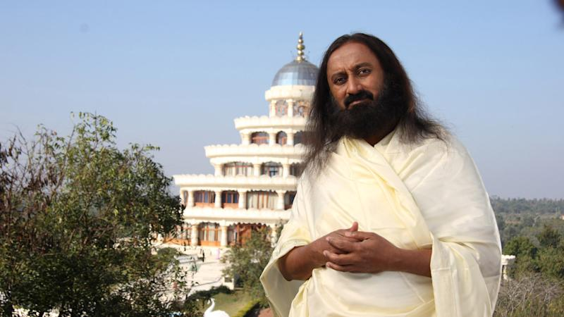 Lack of Spirituality Behind Farmer Suicides: Sri Sri Ravi Shankar