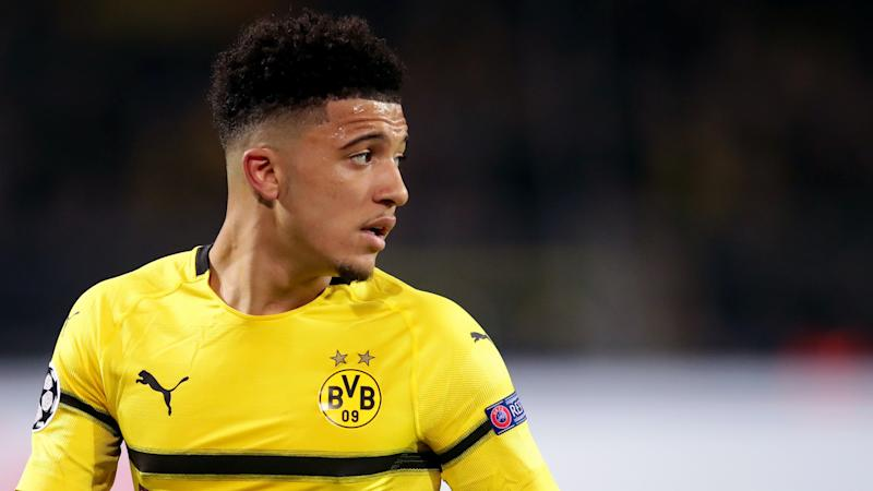 Jadon Sancho ruled out of German Cup match