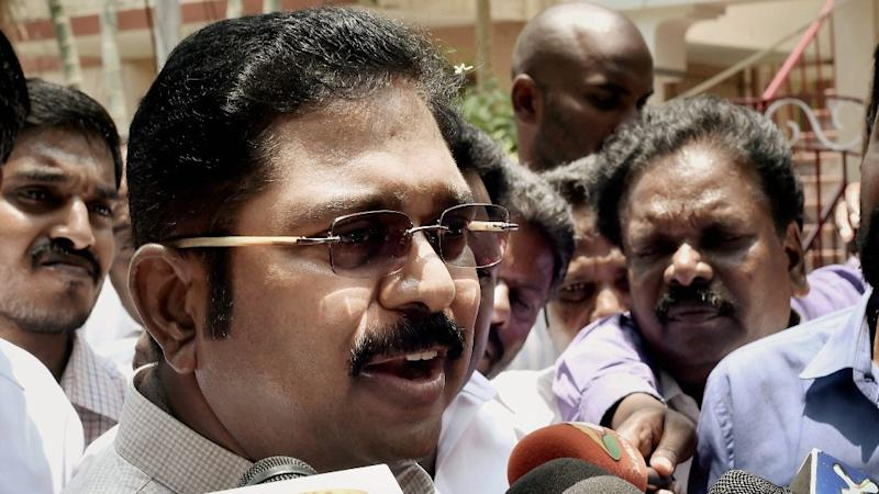 QChennai: CM Writes to PM After Cauvery Resolution; TTV's Kazhagam