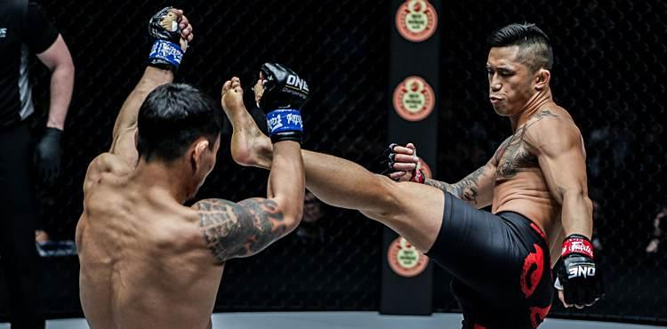 Martin Nguyen scores highlight-reel knockout in 'ONE: Roots