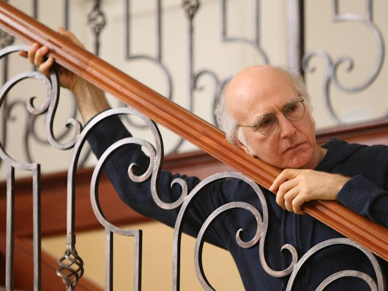 Larry David returns for the long-awaited ninth season of Curb Your Enthusiasm