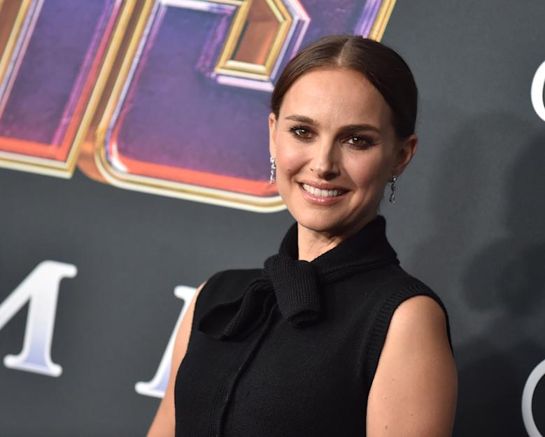 Natalie Portman Is The New Female