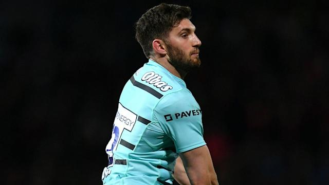 Owen Williams suffered a hamstring injury while warming up ahead of Wales' Six Nations defeat to Ireland on Saturday.