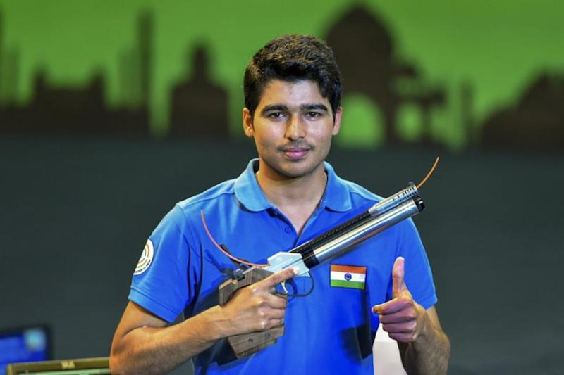 Tokyo Olympics Postponement Doesn't Bother Saurabh Chaudhary, Always Training to be at His Best: Amit Sheoran