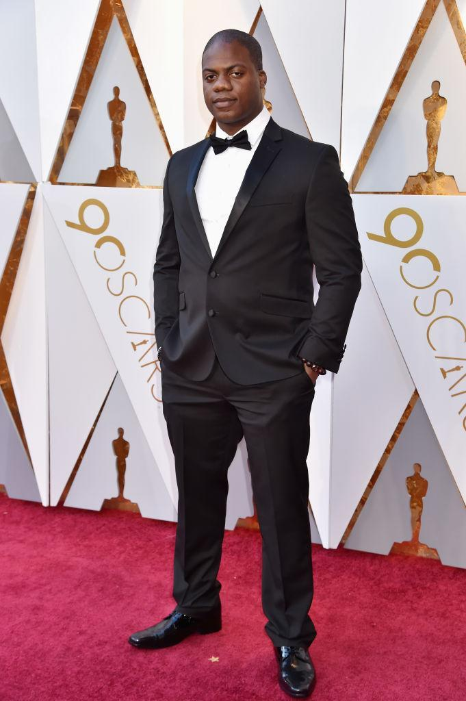 <p>Marcus Henderson attends the 90th Academy Awards in Hollywood, Calif., March 4, 2018. (Photo: Steve Granitz/WireImage) </p>