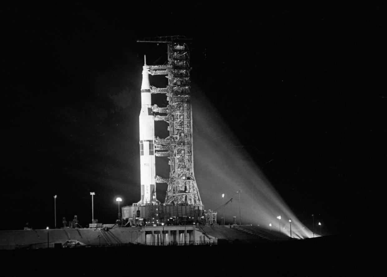 apollo 11 space mission pictures - photo #44