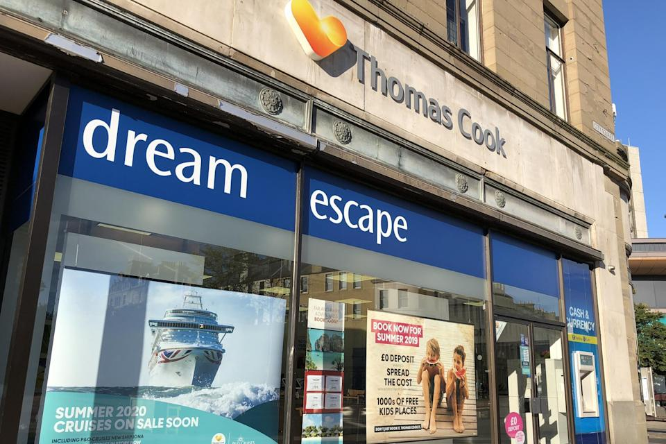 Waiting game: hundreds of thousands of disappointed Thomas Cook customers are waiting for refunds: Simon Calder