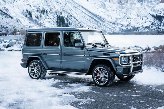 2017 mercedes amg g65 recalled for being too fast in for Mercedes benz m class 2017