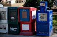 Like other daily newspapers, the Baltimore Sun has seen shrinking revenue and print circulation as more people turn to digital news