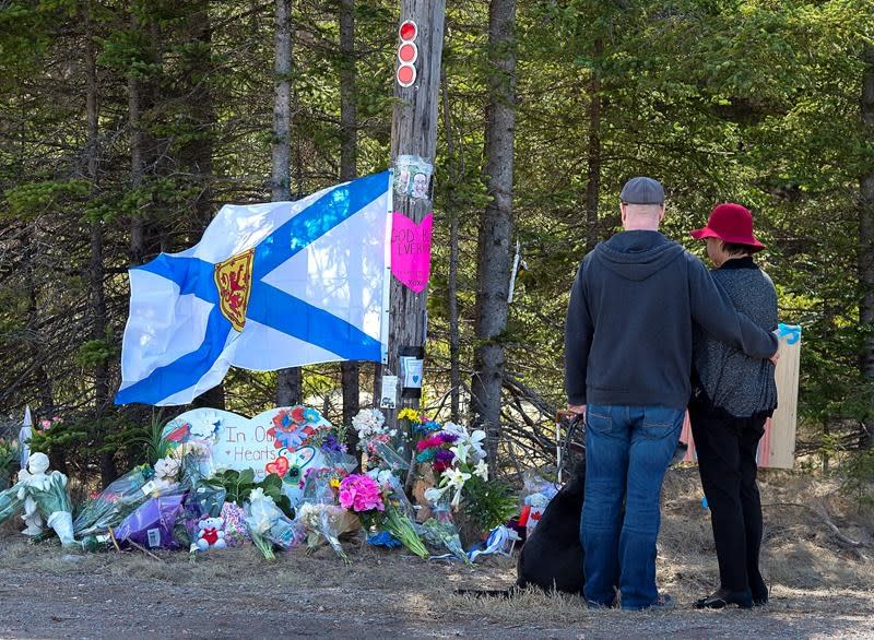 Common law partner of Nova Scotia mass shooter sues his estate for trauma, injuries