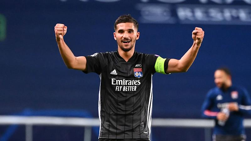 Arsenal way too far from Aouar's value, says Lyon chief Aulas