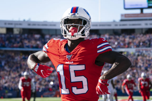 It's time to face the truth about John Brown. (Photo by Gregory Fisher/Icon Sportswire via Getty Images)