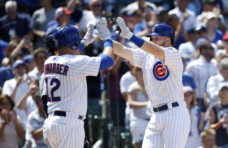 Cubs Are Sending Kyle Schwarber To Triple-A Iowa