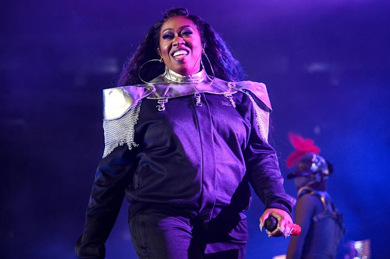 Missy Elliott Reveals She's Dropping Surprise EP Iconology at Midnight in Advance of VMAs