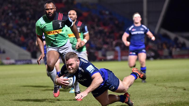 Sharks hit sorry Quins for six
