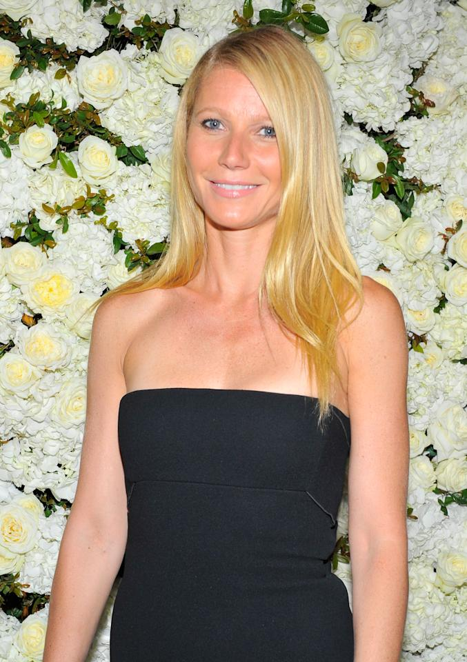 """<a rel=""""nofollow"""" href=""""https://www.wellandgood.com/good-food/gwyneth-200-dollar-smoothie/"""">Paltrow has been vocal</a> about her love for a smoothie that includes maca, ashwagandha, ho shou wu, and cordyceps powder. Have at it, folks."""