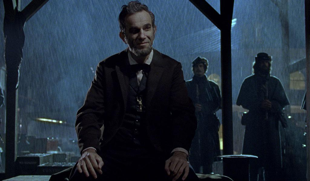 """Daniel Day-Lewis, """"Lincoln"""""""