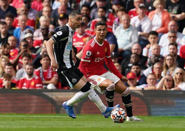Cristiano Ronaldo's return to Manchester United was not shown live on TV in the UK