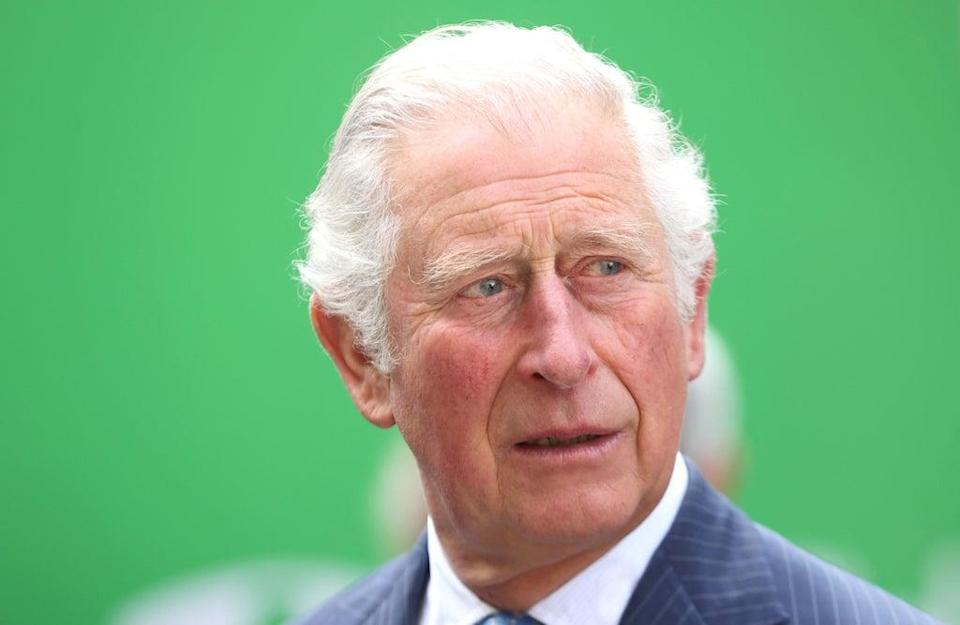 Prince Charles earlier this month  (PA)